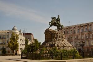 Monument to Bohdan Khmelnitsky