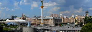 Center of the City - Panorama