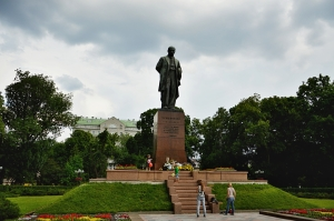 Monument to Taras Shevchenko