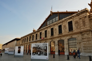 St. Charles - The main station in Marseille