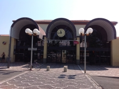 Gare de Arles - Train Station