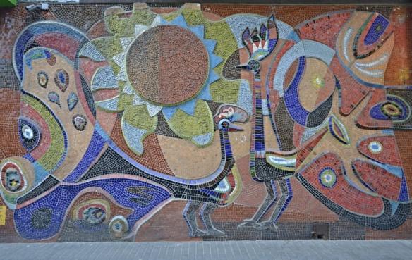 Street Mosaics