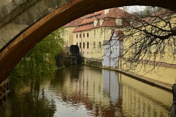 Water Wheel - Prague