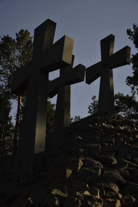 Crosses in Shadows