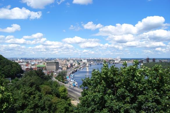 Dniper River