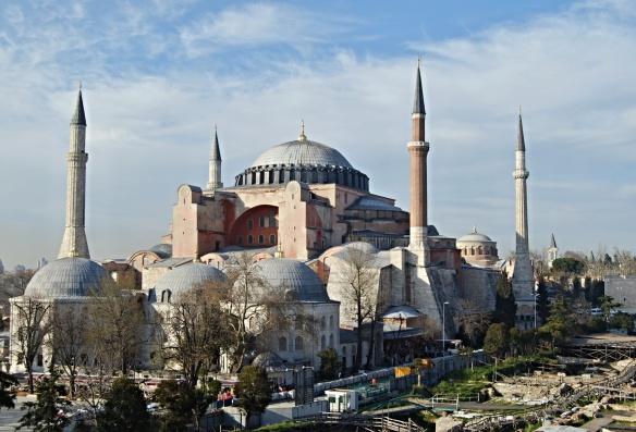 Sophia Hagia-Istanbul (1)