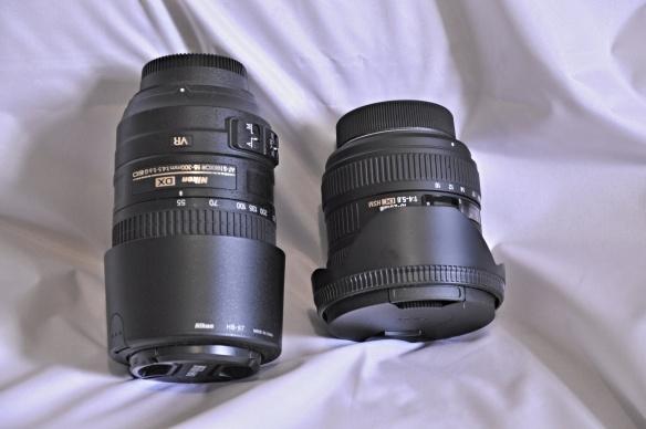 Extra Lenses