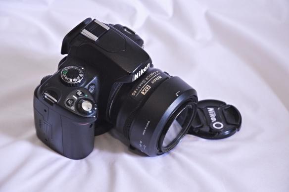 D40x w/ 35mm Prime
