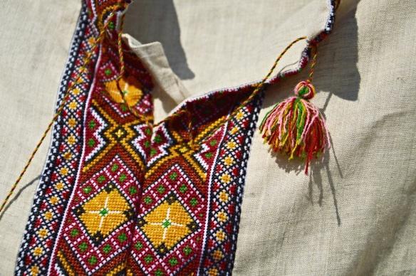 Traditional Ukrainian Shirt-Vyshivanka