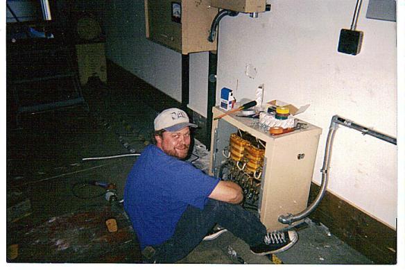 Wiring a Transformer
