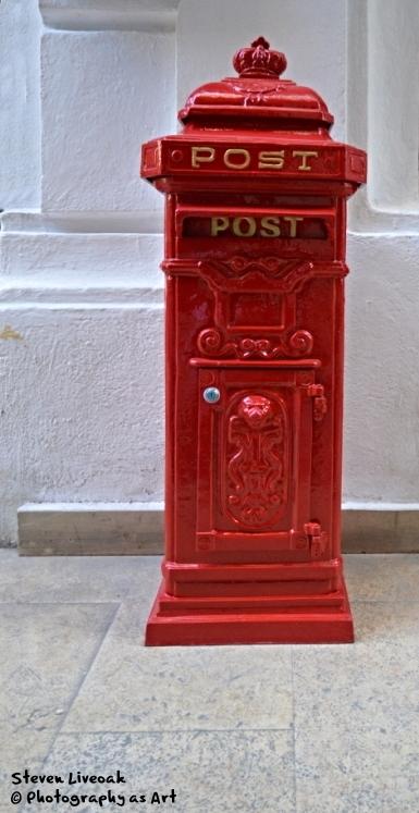 Mailbox WM