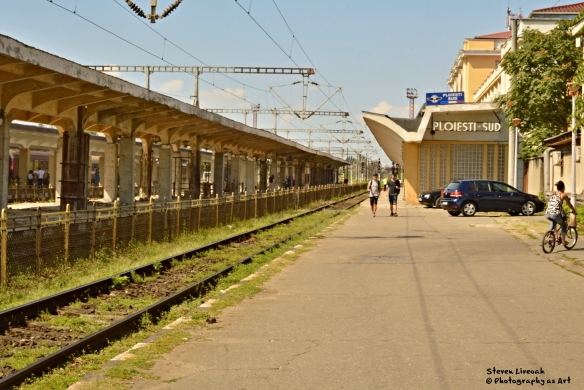Ploiesti Train Station