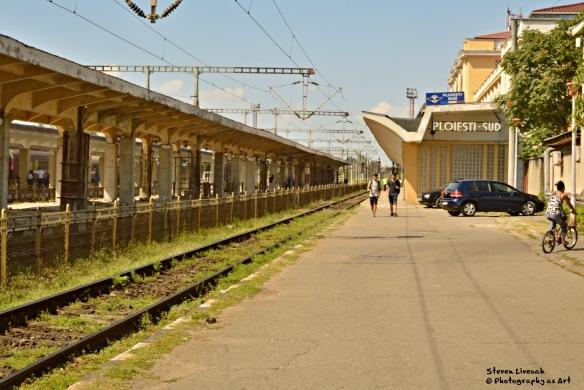 Ploiesti Train Station