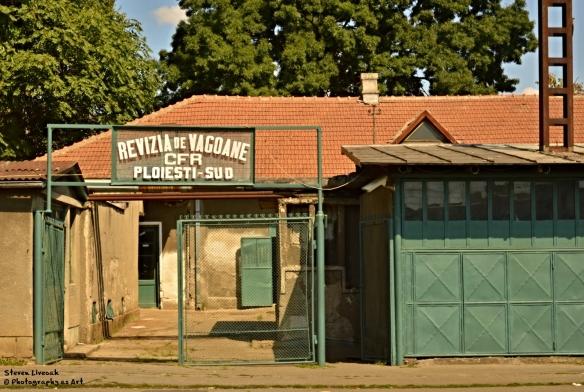 Train Station-Mechanic YardWM