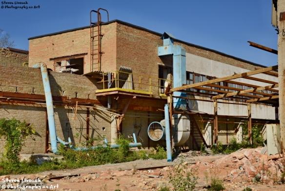 Brickyard Ventilator Building