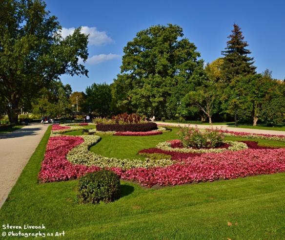 Flower Garden - Riga
