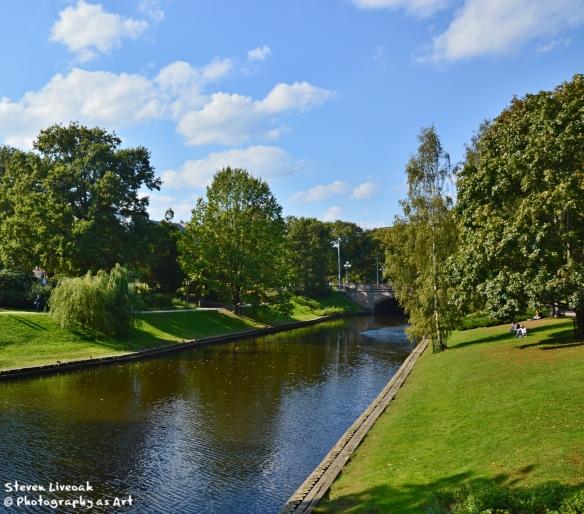 Park Canal - Riga
