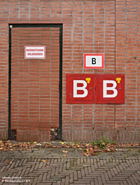 3 B's