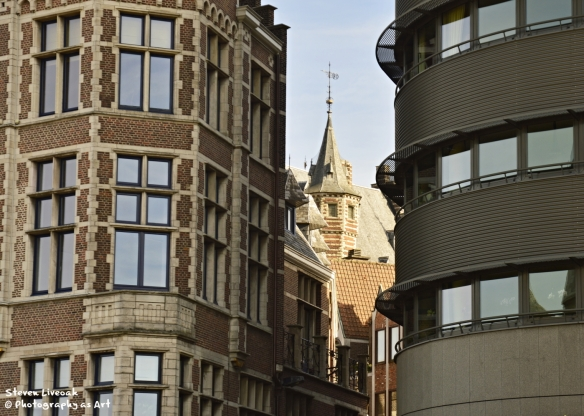 Antwerp-Old & New