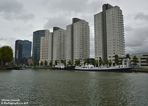 Canal Apartments Rotterdam