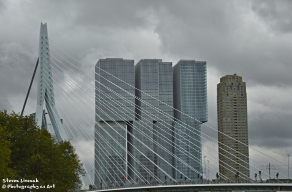 KPN Towers and Bridge
