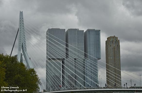 KPN Towers and Bridge
