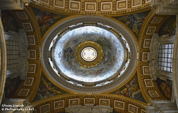 Domed Ceiling 1
