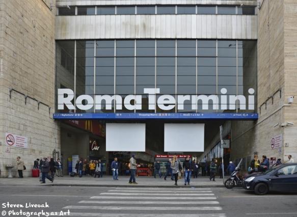 Roma Termini Station
