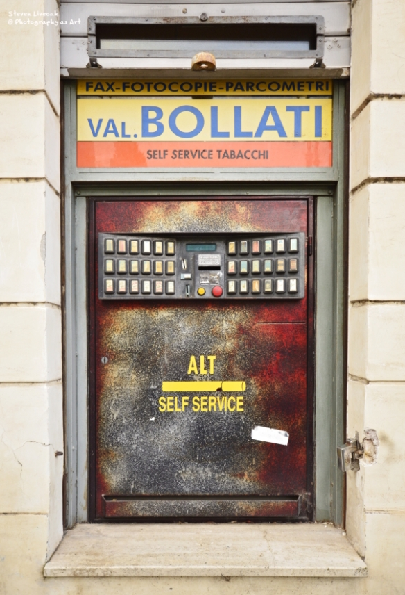 Self Service Tobacco