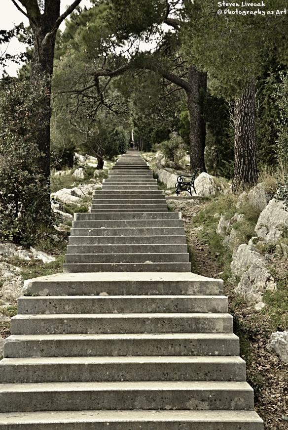 341 Steps- Split