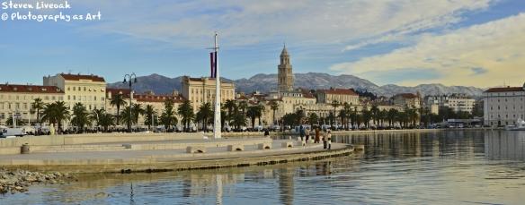 Split- Along the Waterfront