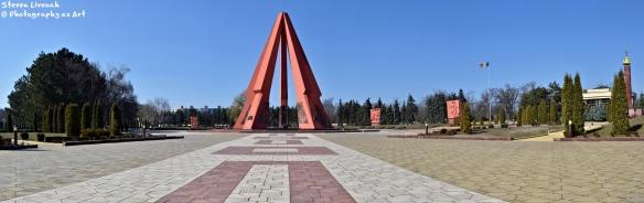 WWII Memorial-Chisinau (2)